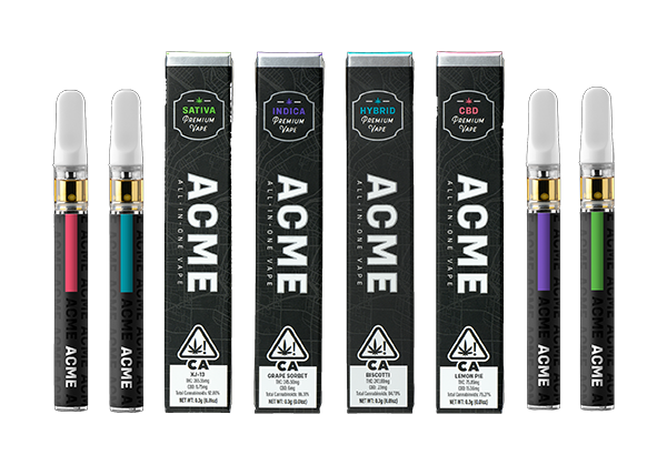 ACME PREMIUM ALL-IN-ONE VAPES